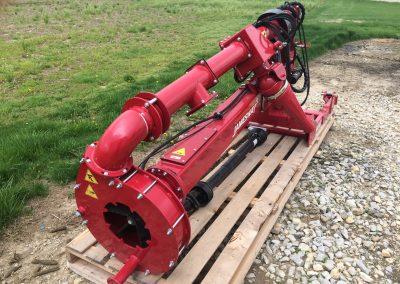 2 Point Pit Pump - impeller