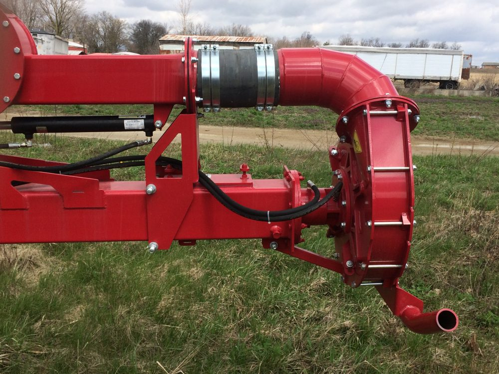 Jamesway Pumpeller (Used)