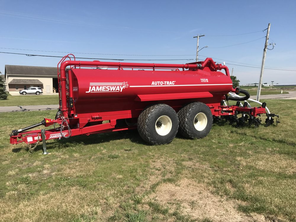 Jamesway 5600 Gallon Tanker (New)