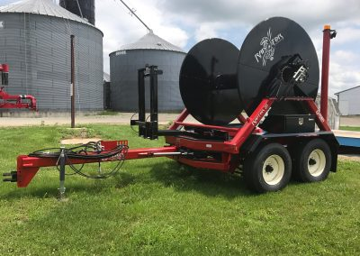 Zoske Raptor 20 Hose Cart