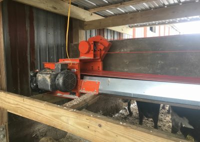 ValMetal Belt Conveyor