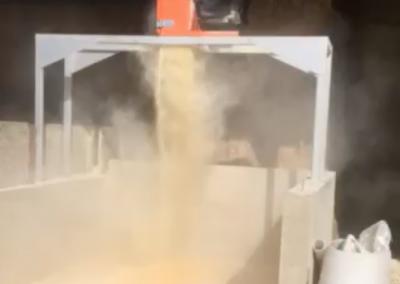 Installation of Automated Valmetal Hammer Mill