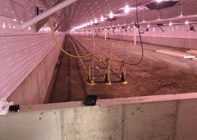 Duck barns