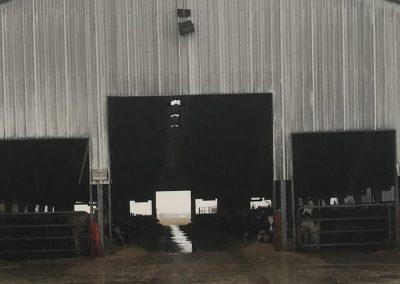 glide trac vinyl doors